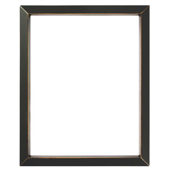 Regatta Rectangle Frame # 423 - Rubbed Black