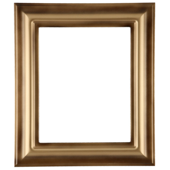 Lancaster Rectangle Frame # 450 - Desert Gold