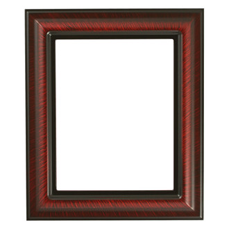 Lancaster Rectangle Frame # 450 - Vintage Cherry