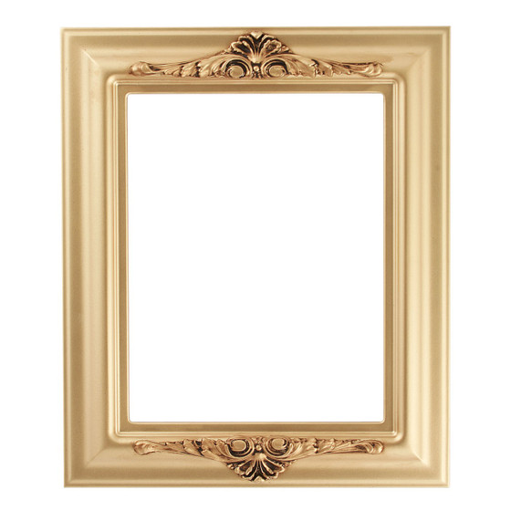Winchester Rectangle Frame # 451 - Gold Spray