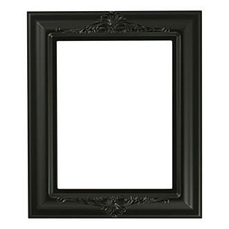 Winchester Rectangle Frame # 451 - Matte Black