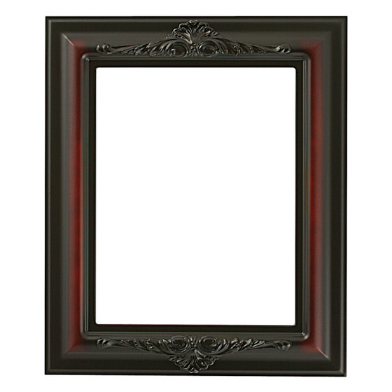 Winchester Rectangle Frame # 451 - Rosewood