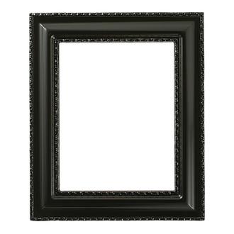 Somerset Rectangle Frame # 452 - Gloss Black