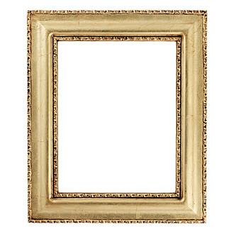 Somerset Rectangle Frame # 452 - Gold Leaf