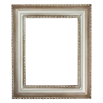 Somerset Rectangle Frame # 452 - Silver Shade