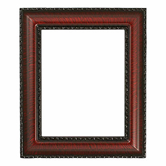Somerset Rectangle Frame # 452 - Vintage Cherry