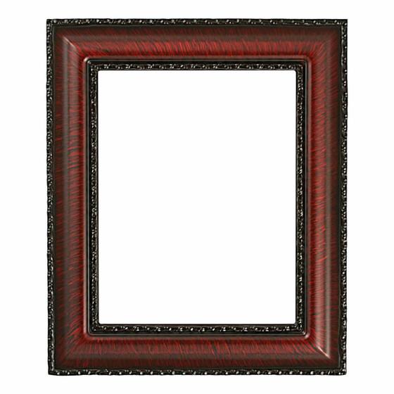 Somerset Rectangle Frame # 452 - Vintage Cherry