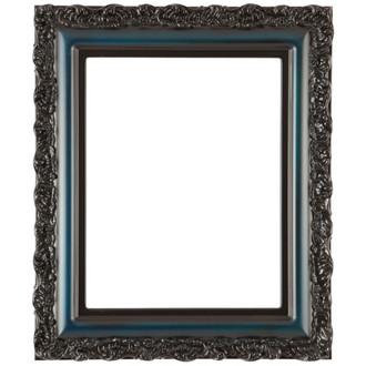 Venice Rectangle Frame # 454 - Royal Blue
