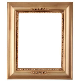 Boston Rectangle Frame # 457 - Desert Gold