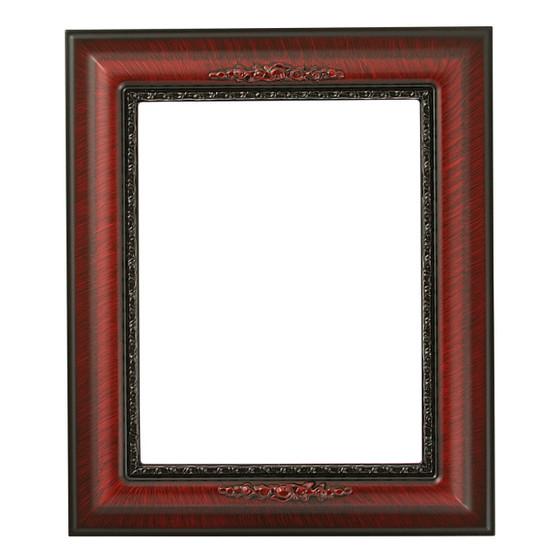 Boston Rectangle Frame # 457 - Vintage Cherry