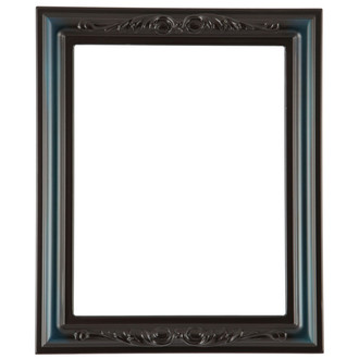 Florence Rectangle Frame # 461 - Royal Blue