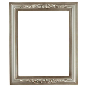 Florence Rectangle Frame # 461 - Silver Shade