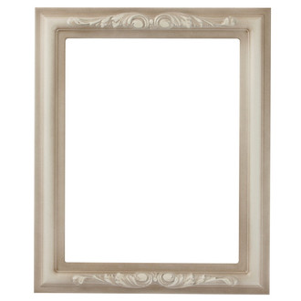 Florence Rectangle Frame # 461 - Taupe