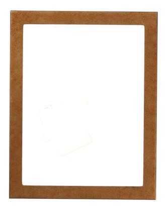 Vienna Rectangle Frame #490 - Burnished Gold