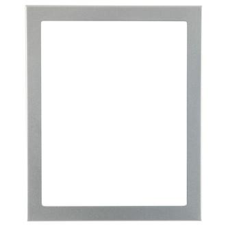 Vienna Rectangle Frame # 481 - Bright Silver