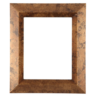 Veneto Rectangle Frame # 485 - Venetian Gold