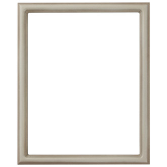 Saratoga Rectangle Frame # 550 - Taupe