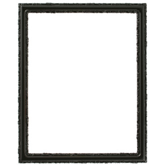 Virginia Rectangle Frame # 553 - Gloss Black