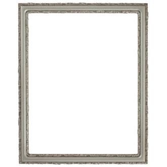 Virginia Rectangle Frame # 553 - Silver Shade
