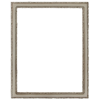 Virginia Rectangle Frame # 553 - Taupe