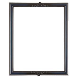 Contessa Rectangle Frame # 554 - Royal Blue