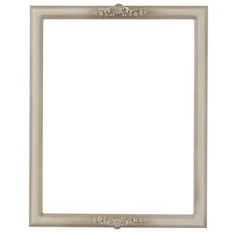 Contessa Rectangle Frame # 554 - Taupe