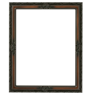 Jefferson Rectangle Frame # 601 - Walnut