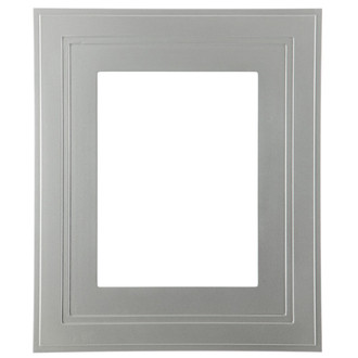 Palomar Rectangle Frame # 797 - Bright Silver