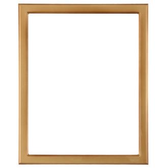 Toronto Rectangle Frame # 810 - Desert Gold