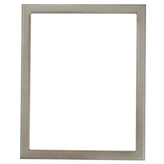 Toronto Rectangle Frame # 810 - Silver Shade
