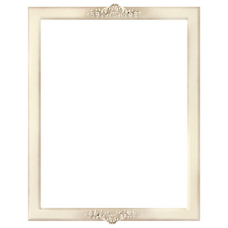 Athena Rectangle Frame # 811 - Taupe