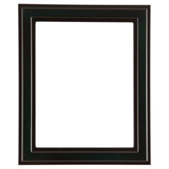 Wright Rectangle Frame # 820 - Hunter Green