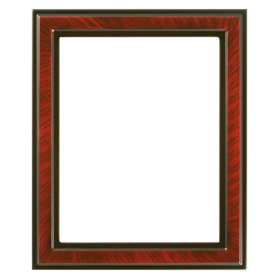 Wright Rectangle Frame # 820 - Vintage Cherry