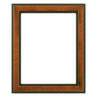 Wright Rectangle Frame # 820 - Vintage Walnut