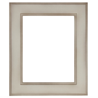 Montreal Rectangle Frame # 830 - Taupe