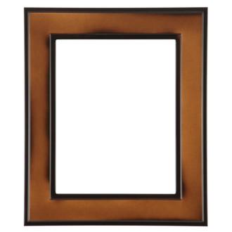 Montreal Rectangle Frame # 830 - Walnut