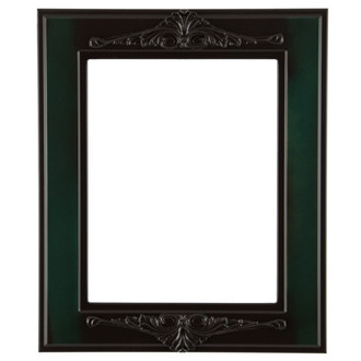 Ramino Rectangle Frame # 831 - Hunter Green