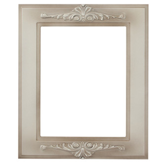 Ramino Rectangle Frame # 831 - Taupe