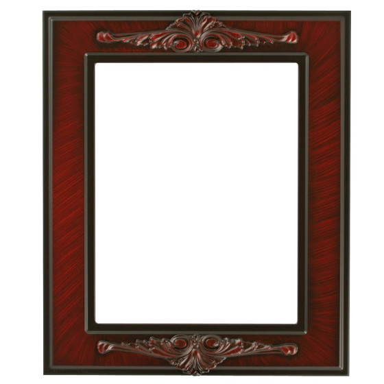 Ramino Rectangle Frame # 831 - Vintage Cherry