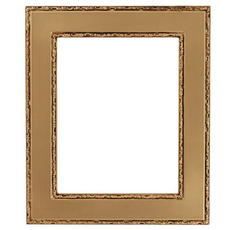 Paris Rectangle Frame # 832 - Desert Gold