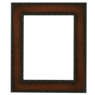 Paris Rectangle Frame # 832 - Walnut