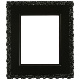 Williamsburg Rectangle Frame # 844 - Gloss Black