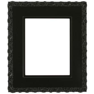 Williamsburg Rectangle Frame # 844 - Matte Black