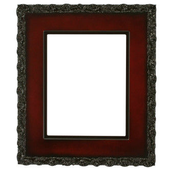 Williamsburg Rectangle Frame # 844 - Rosewood