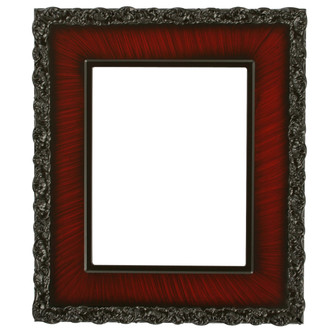 Williamsburg Rectangle Frame # 844 - Vintage Cherry