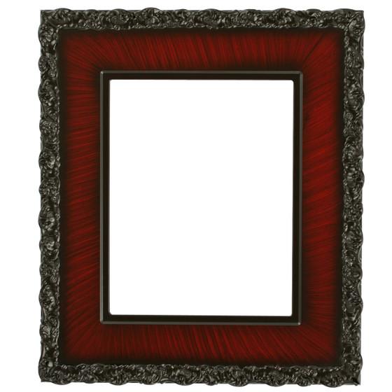 Williamsburg Rectangle Frame # 844 - Vintage Cherry