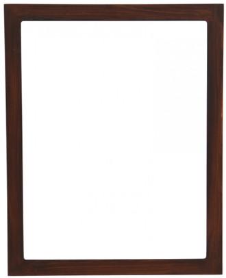 Manhattan Rectangle Frame # 851 - Mocha