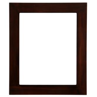 Soho Rectangle Frame # 852 - Mocha
