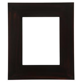 Tribeca Rectangle Frame # 854 - Mocha
