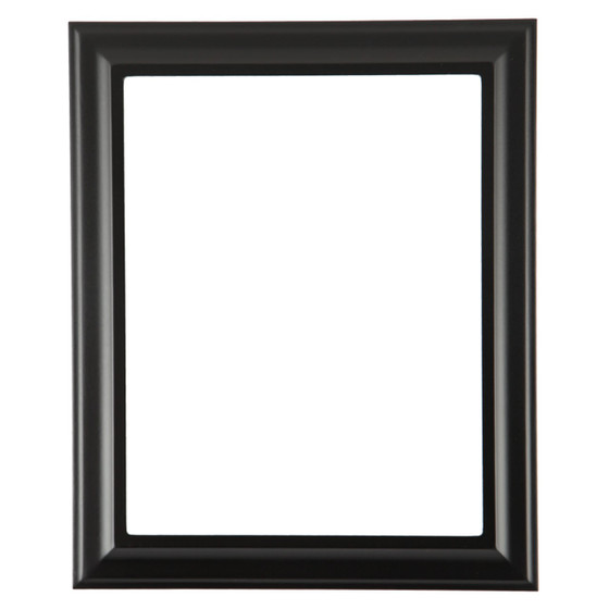Messina Rectangle Frame # 871 - Matte Black